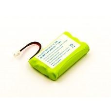 AccuPower batería adecuada para Telekom colores, 30AAAAH3BMX