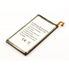 Batería para Samsung Galaxy A6 +, Galaxy A6 Plus, polímero de litio, 3.85V, 3500mAh, 13.5Wh