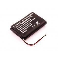 Batería adecuada para Garmin 010-01043-01, 361-00059-00