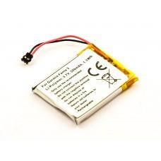 Batería adecuada para Garmin Fenix 3, 361-00034-02