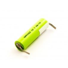 Batería adecuada para Braun 1008, 3731