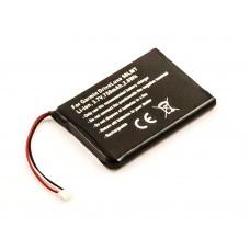 Batería adecuada para Garmin DriveLuxe 50 LMT, 361-00056-21