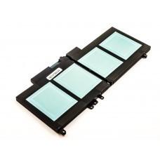 Batería adecuada para Dell Latitude 14 5000 Series (E5450