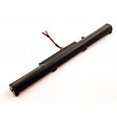 Batería adecuada para Asus GL752JW, A41N1501