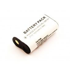 Batería adecuada para Kodak EasyShare Z1012 IS, KLIC-8000