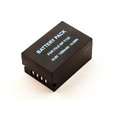 Batería adecuada para Fujifilm GFX 50R, NP-T125