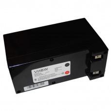 Batería VHBW para Ambrogio, robot cortacésped 25.2V, Li-Ion, 6.9Ah