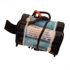 Batería VHBW para Gardena R40Li, R70Li, Husqvarna Automower 305, 308, 2000mAh