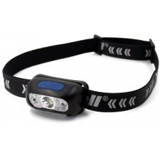 XCell LED Head Light Head Head Diadema reflectante H230 con sensor de movimiento