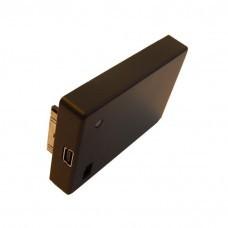 Batería adicional para GoPro Hero 3 +, 4, ABPAK-404, 1240mAh incluido cable de carga USB