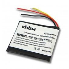 Batería VHBW para GoPro Wi-Fi Remote, 350mAh