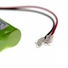 Batería universal NiMH 2.4V 700mAh 2x AAA serial