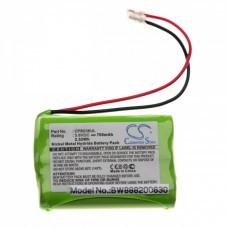 Batería universal NiMH 3.6V 700mAh 3x AAA serial
