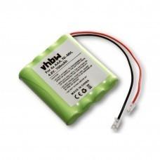 Batería universal NiMH 4.8V 700mAh 4x AAA serial