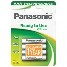 Panasonic Evolta AAA / Micro Ready2Use batería 4-Pack