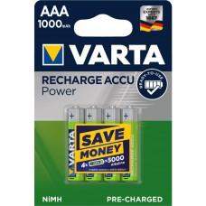 Varta 5703 Photo Professional AAA / Micro Battery 4-Pack