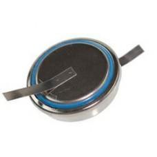 batería recargable NiMH varta CP300H pila de botón con la derivación para soldar forma Z