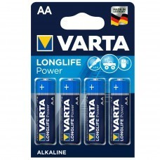 Varta 4906 High Energy AA / AA / LR6 baterije 4-Pack